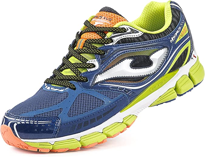 Joma R.HISPALIS 605 Royal-Fluor - Zapatillas para Correr para Hombre, Color Royal, Talla 44.5: Amazon.es: Zapatos y complementos