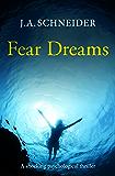FEAR DREAMS: A shocking psychological thriller (Detective Kerri Blasco Book 1)