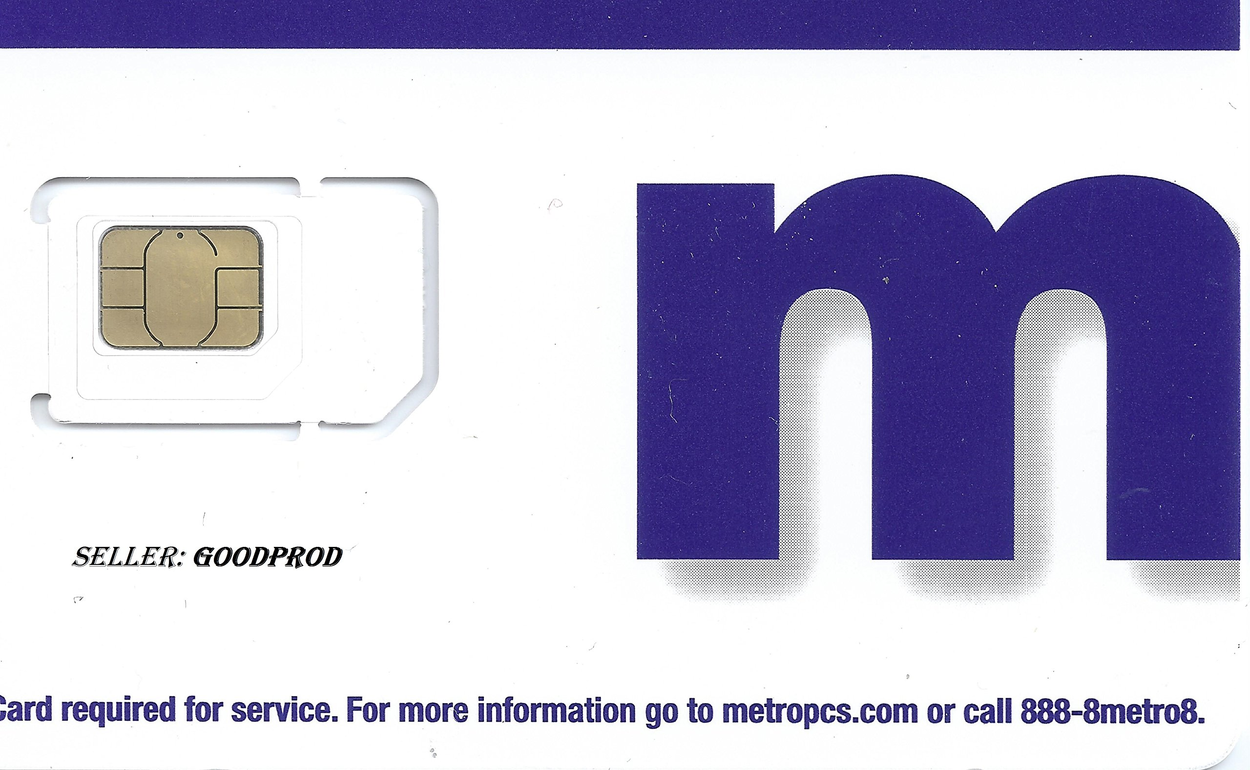 Metro PCS Try Cut SIM Card by MetroPCS (Image #1)