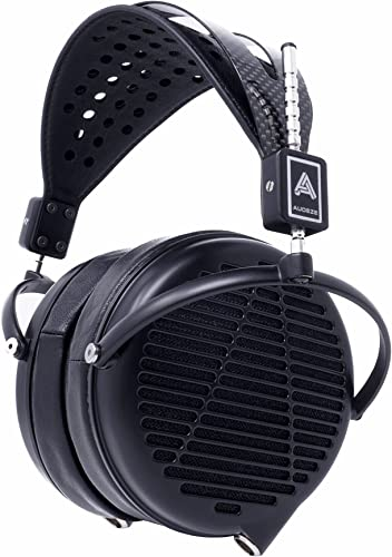 Audeze LCD-MX4 Over-Ear Open-Back Headphones Magnesium housing