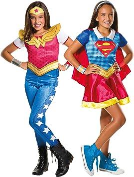 SUPERGIRL Disfraz Wonder Woman en caja infantil, M (Rubies Spain ...