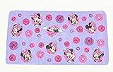 Disney Minnie Mouse Purple Bath Tub Mat - Kids Bath Mat