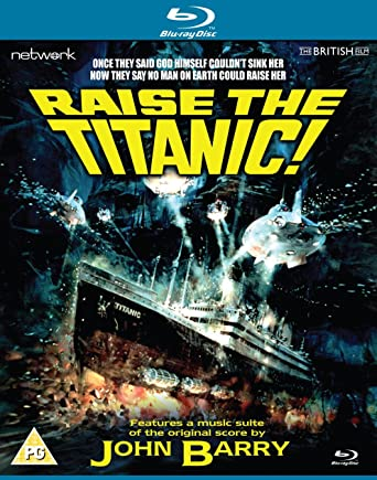 Image result for RAISE THE TITANIC BLU-RAY
