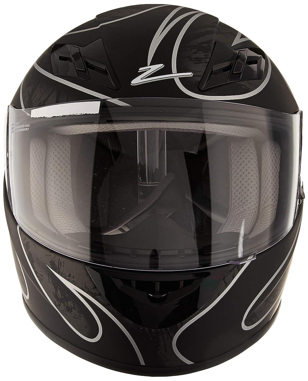 Zamp FS-8 Helmet Solid White, Small