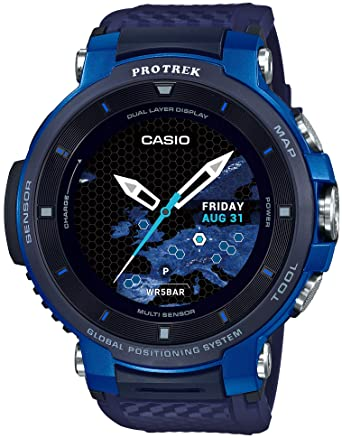 Montre Casio wsd-f30-bucae Pro Trek Smart