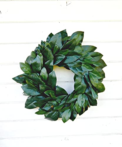 Amazon Com Magnolia Wreath Farmhouse Wreath Winter Wreath Spring