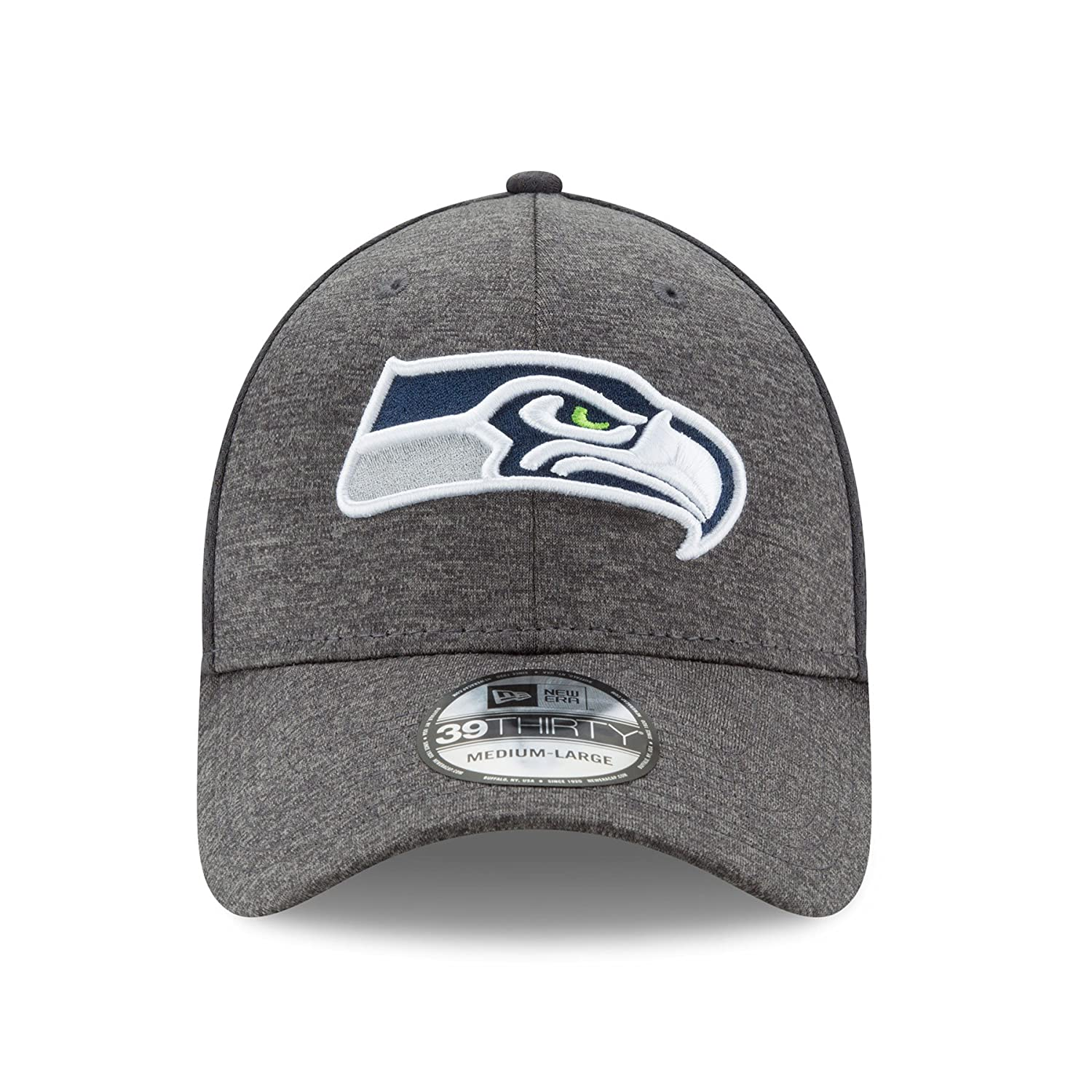 new arrival cd279 04a34 Amazon.com   New Era NFL Shadowed Team 2 39Thirty Stretch Fit Cap   Clothing