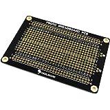 ハーフサイズ - Raspberry Pi 3 / Zero 1.3 / 2 / B+ / A+ / B/A用プロトタイプ基板キット - ラズベリーパイI/O延長プロトタイプ基板キット(2.54mmピッチ 26ピン及び40ピンヘッダ使用可能)
