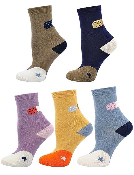 Mogao caves calzini per bambini cartone animato calze alla
