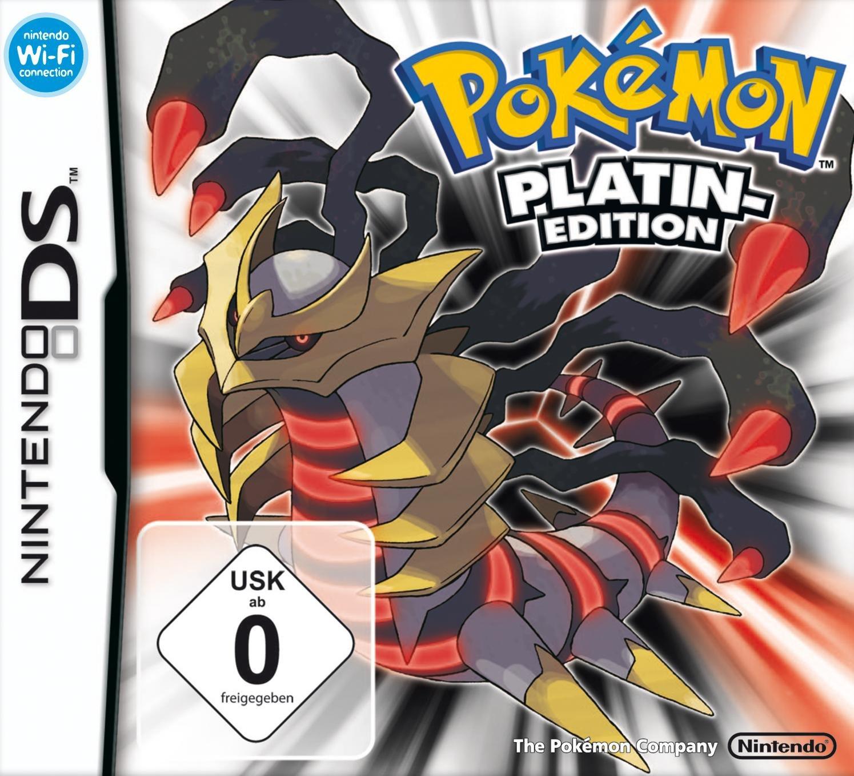Nintendo DS Pokemon Platinum Version by Nintendo (Image #1)