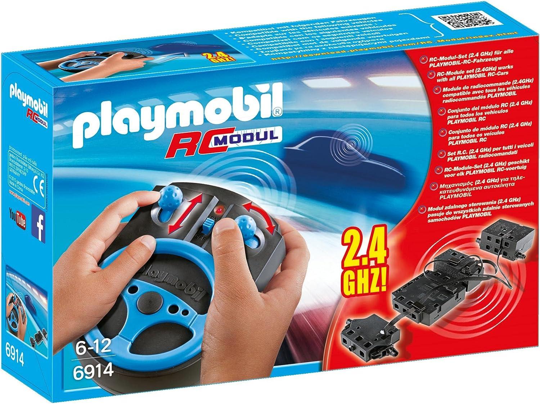 PLAYMOBIL City Action Módulo RC Plus, A partir de 5 años (6914) , color/modelo surtido