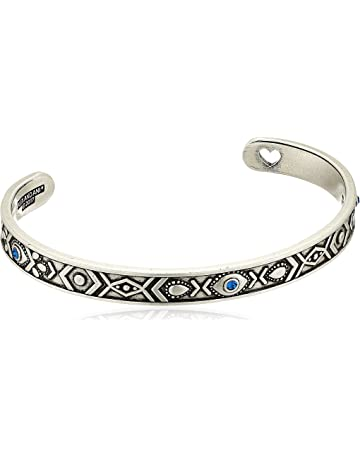 361ade314da Alex and Ani Womens Evil Eye Cuff Bracelet