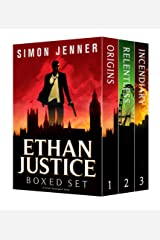 Ethan Justice Boxed Set: Books 1-3 (Ethan Justice - A Private Investigator Series Book 0) Kindle Edition