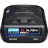 UNIDEN R3 EXTREME LONG RANGE Laser/Radar Detector, Record Shattering Performance, Built-in GPS w/ Mute Memory, Voice…