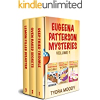 Eugeena Patterson Mysteries, Books 1-3 (Volume 1) (English