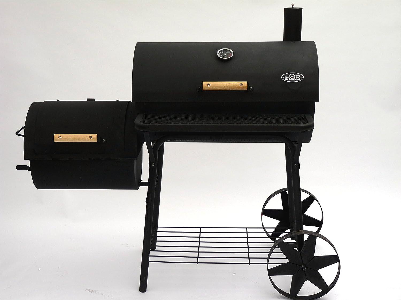 BBQ Smoker Cajun I&O