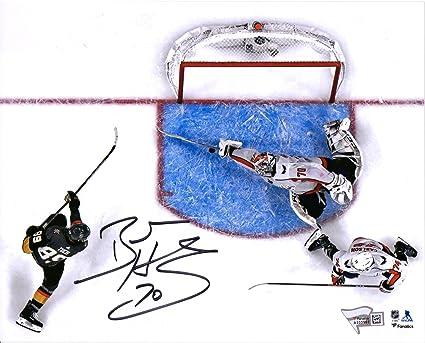 Fanatics Authentic Certified Jakub Vrana Washington Capitals 2018 Stanley Cup Champions Autographed Stanley Cup Champions Logo Hockey Puck