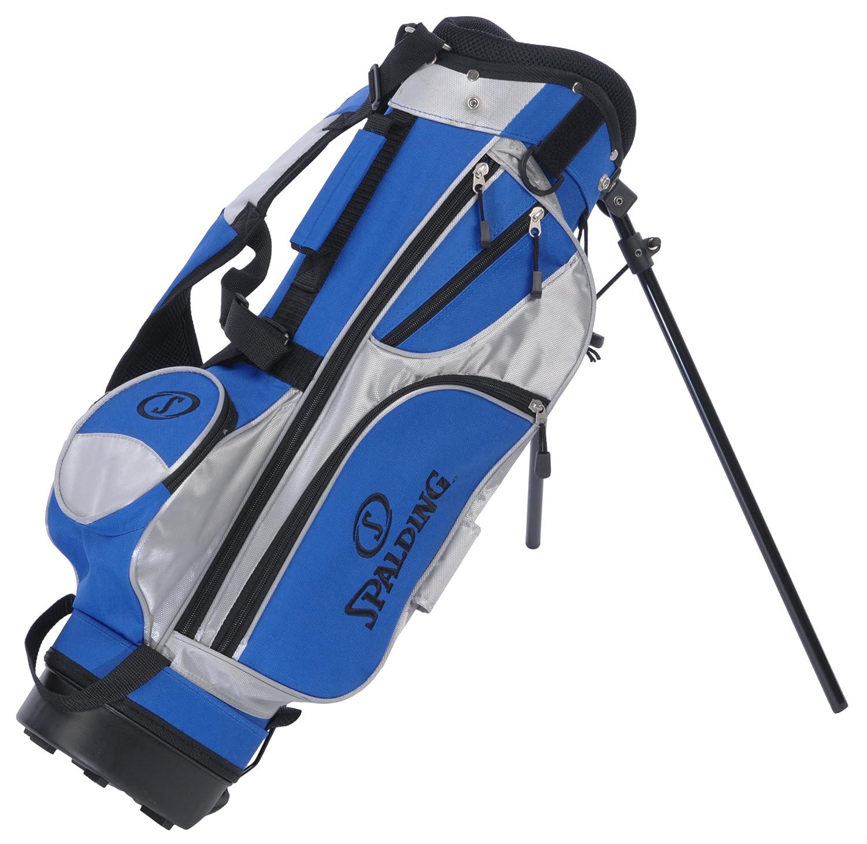 Spalding Junior Golf - Bolsa de golf infantil, color azul ...
