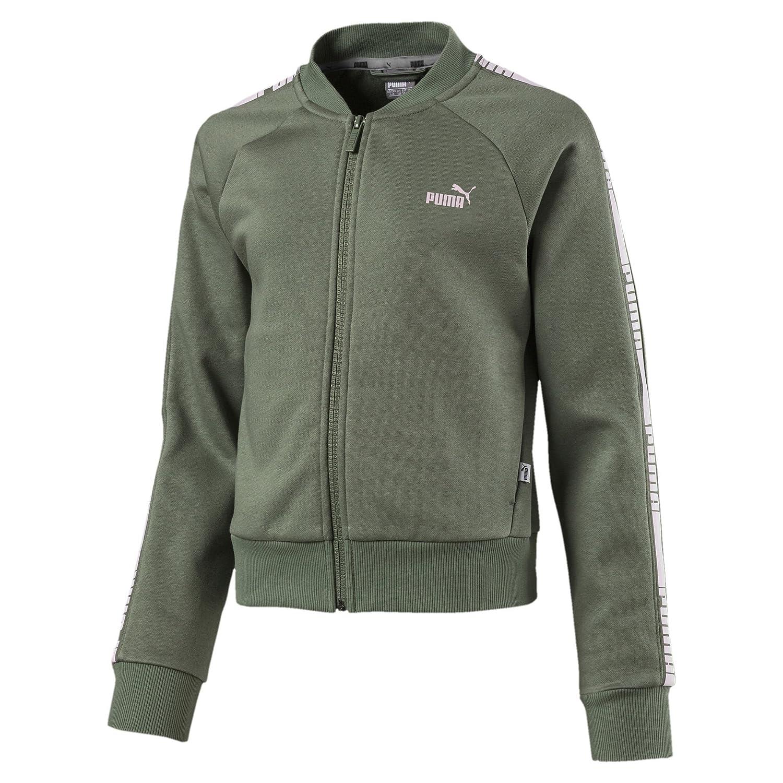 Puma Mädchen Tape Fz Sweatshirt 851842