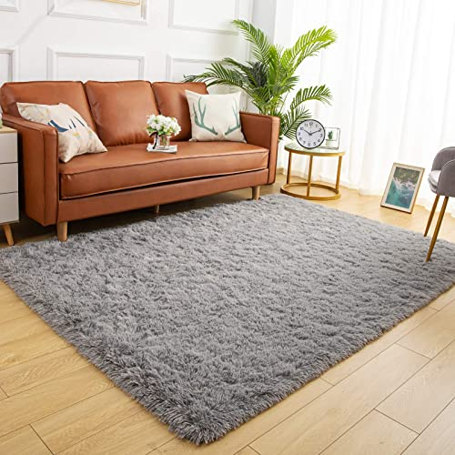 YJ.GWL Soft Shaggy Area Rug