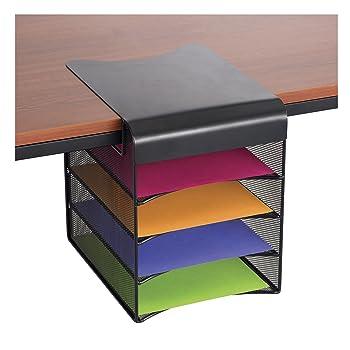 Safco Products Underdesk Hanging Desk Organizer