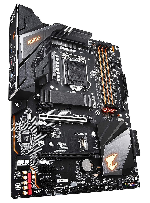 Gigabyte Z390 AORUS Elite (Intel LGA1151/Z390/ATX/2xM 2/Realtek ALC1220/RGB  Fusion/Gaming Motherboard)