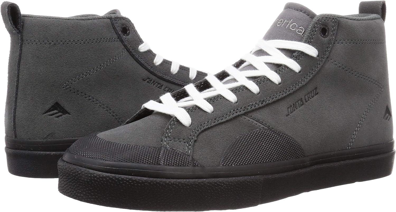 Emerica X Santa Cruz augure Hi Grey//Black Skateboard Chaussures Shoes Taille 41-46