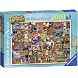 Ravensburger The Collector's Cupboard 19827 1000 Piece Puzzle for Adults, Every Piece is Unique, Softclick Technology Means Pieces Fit Together Perfectly