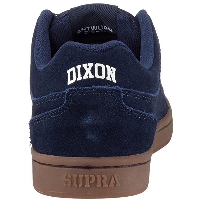 Amazoncom Supra Dixon Skate Shoe Mens Fashion Sneakers