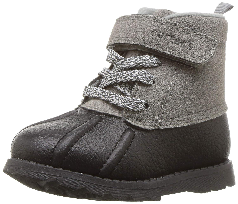 Carter's Kids Boy's Bram Grey Boot Fashion Carter' s CF180592