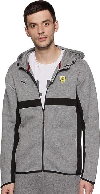 Puma - Chandal Ferrari Hooded Sweat - 180810 576707 576709 03 ...