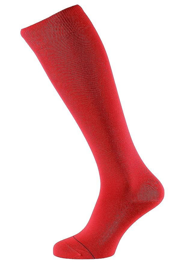 385b30f7504 Albert Kreuz chaussettes hautes de qualite mi-bas chaussettes montantes fil  d ecosse - plusieurs couleurs - 1 paire  Amazon.fr  Vêtements et accessoires