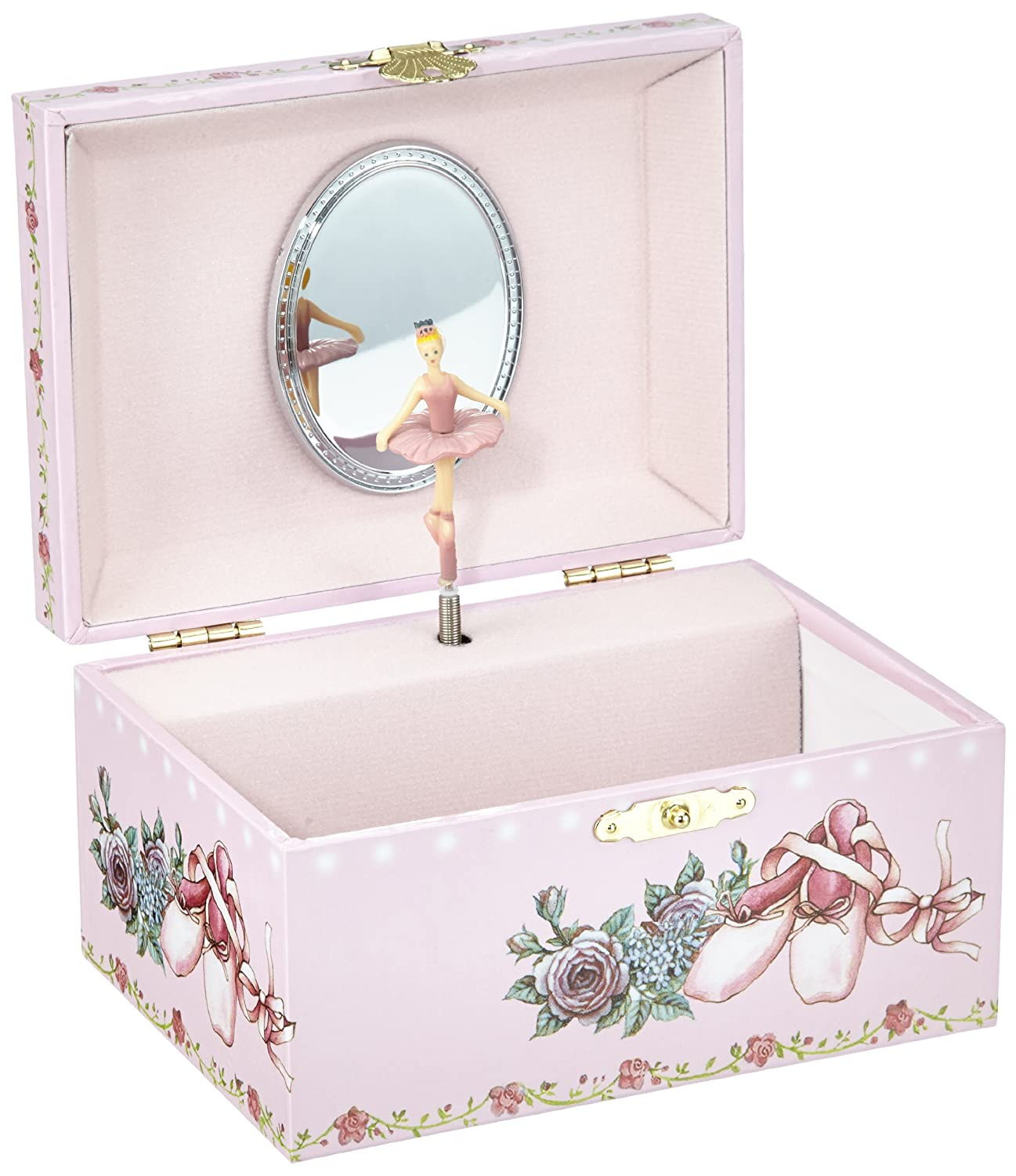 ウイスキー専門店 蔵人クロード MusicBox Music Kingdom 28050 Ballerina Playing Shoes Jewellery Music Ballerina Box Playing The Melody