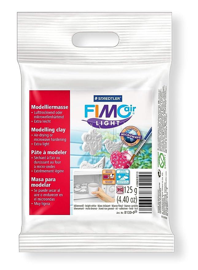 Amazon.com: Fimo Air-Dry Clay 17.63 Ounces-Light White