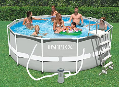 Intex-Piscina 28226 suelo Intex Frame 122 x 366 cm exclusiva San Marco