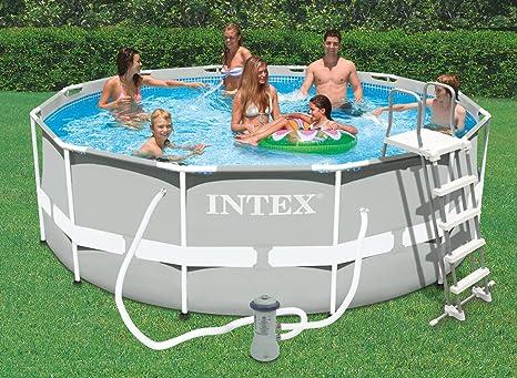 Intex-Piscina 28226 suelo Intex Frame 122 x 366 cm exclusiva San Marco