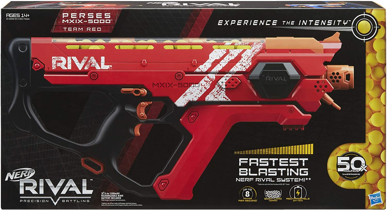 Amazon.com: Perses Mxix-5000 Nerf Rival Motorized Blaster ...