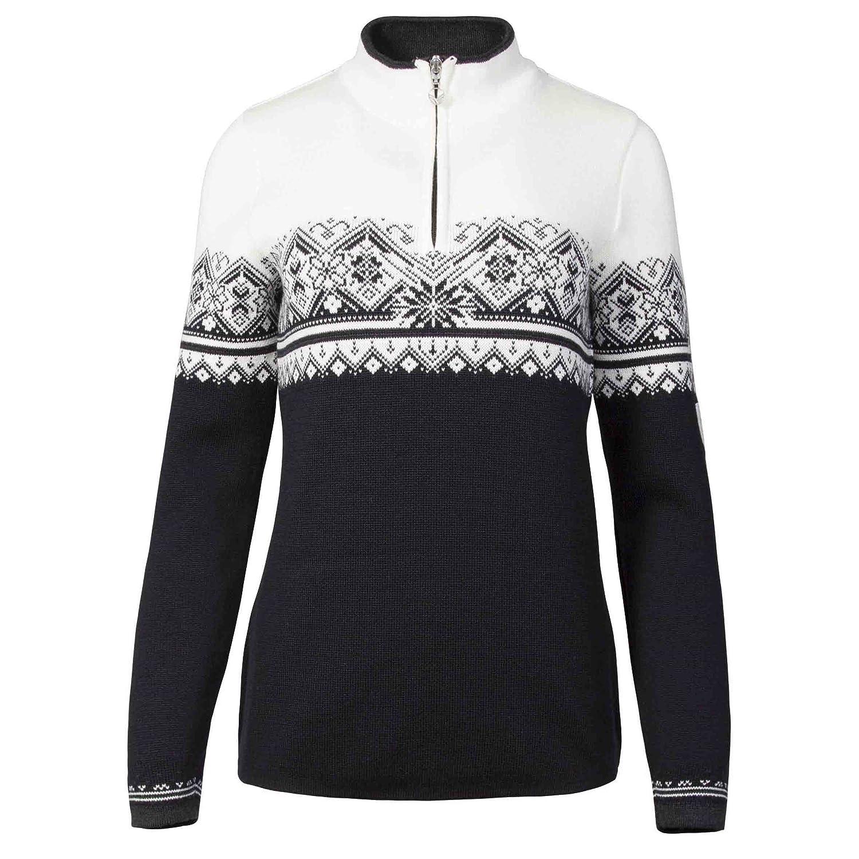 TALLA L. Dale of Norway St. Moritz Femenina Sweater