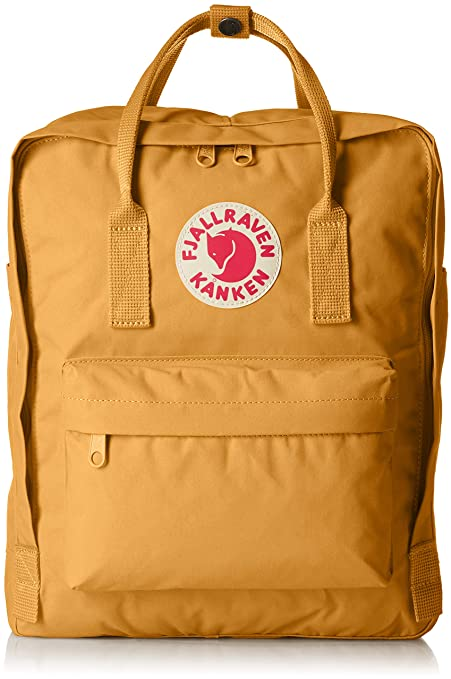 Amazoncom Fjallraven Kanken Classic Backpack For Everyday Acorn