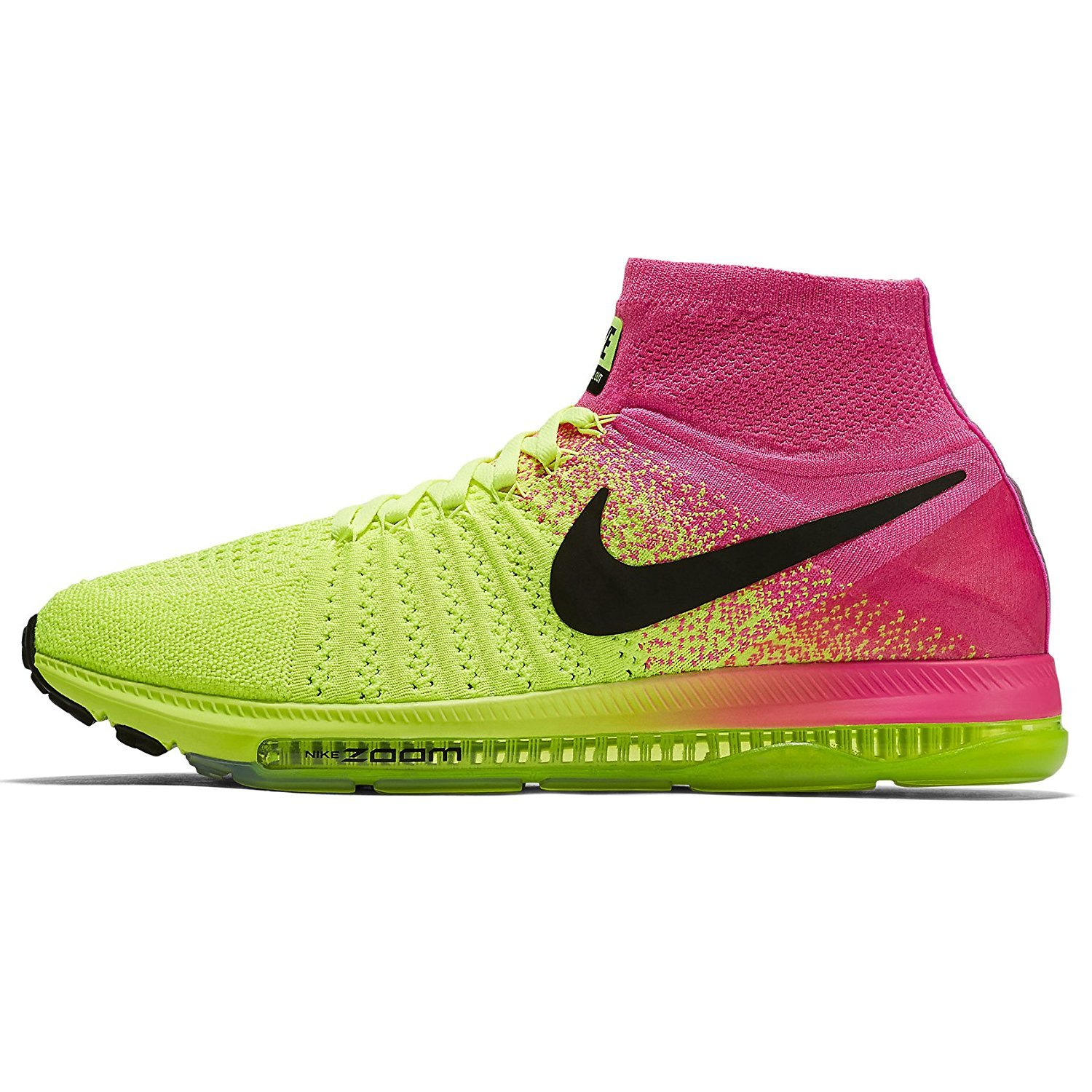 Nike Men's Zoom All Out Flyknit Running Shoe