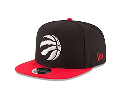 7621e630328 Image Unavailable. Image not available for. Color  New Era NBA Toronto  Raptors Men s 9Fifty Original Fit 2Tone Snapback Cap ...
