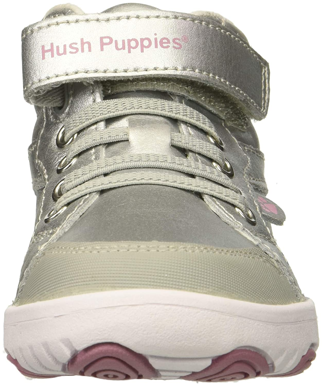 Hush Puppies Baby-Boys Buddy Chukka