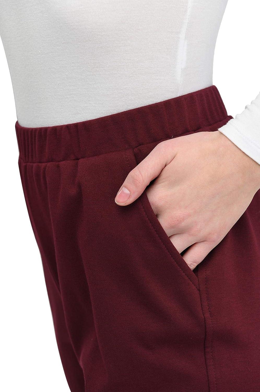 Petite Pull-On San Remo Knit Straight Leg Pant