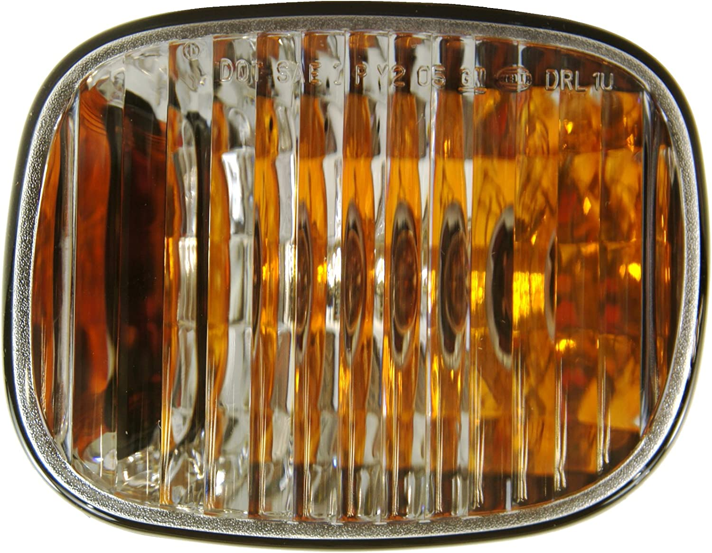 Genuine GM Parts 5977381 Driver Side Parking Light Assembly Genuine General Motors Parts