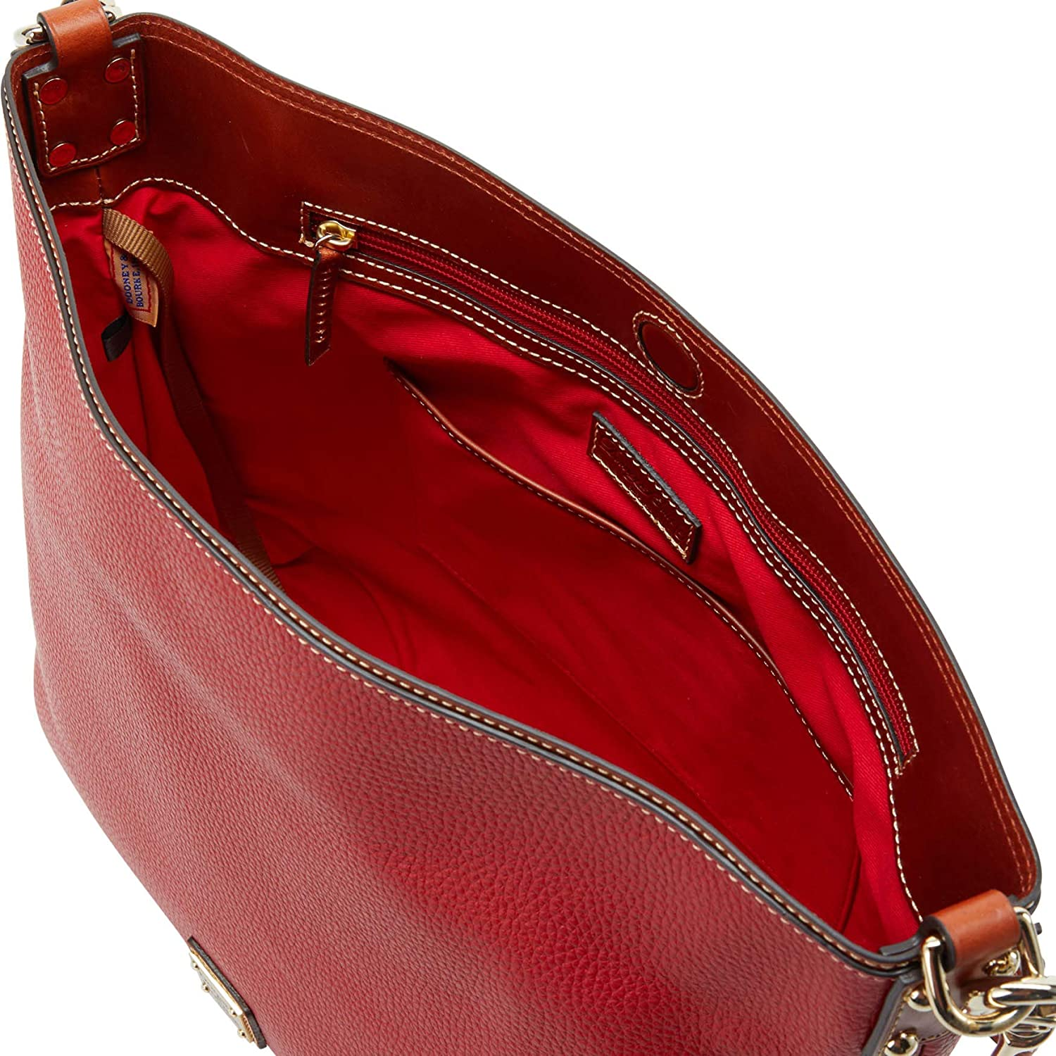 0ae4ca243b Dooney & Bourke Pebble Grain Extra Large Courtney Sac Shoulder Bag:  Handbags: Amazon.com
