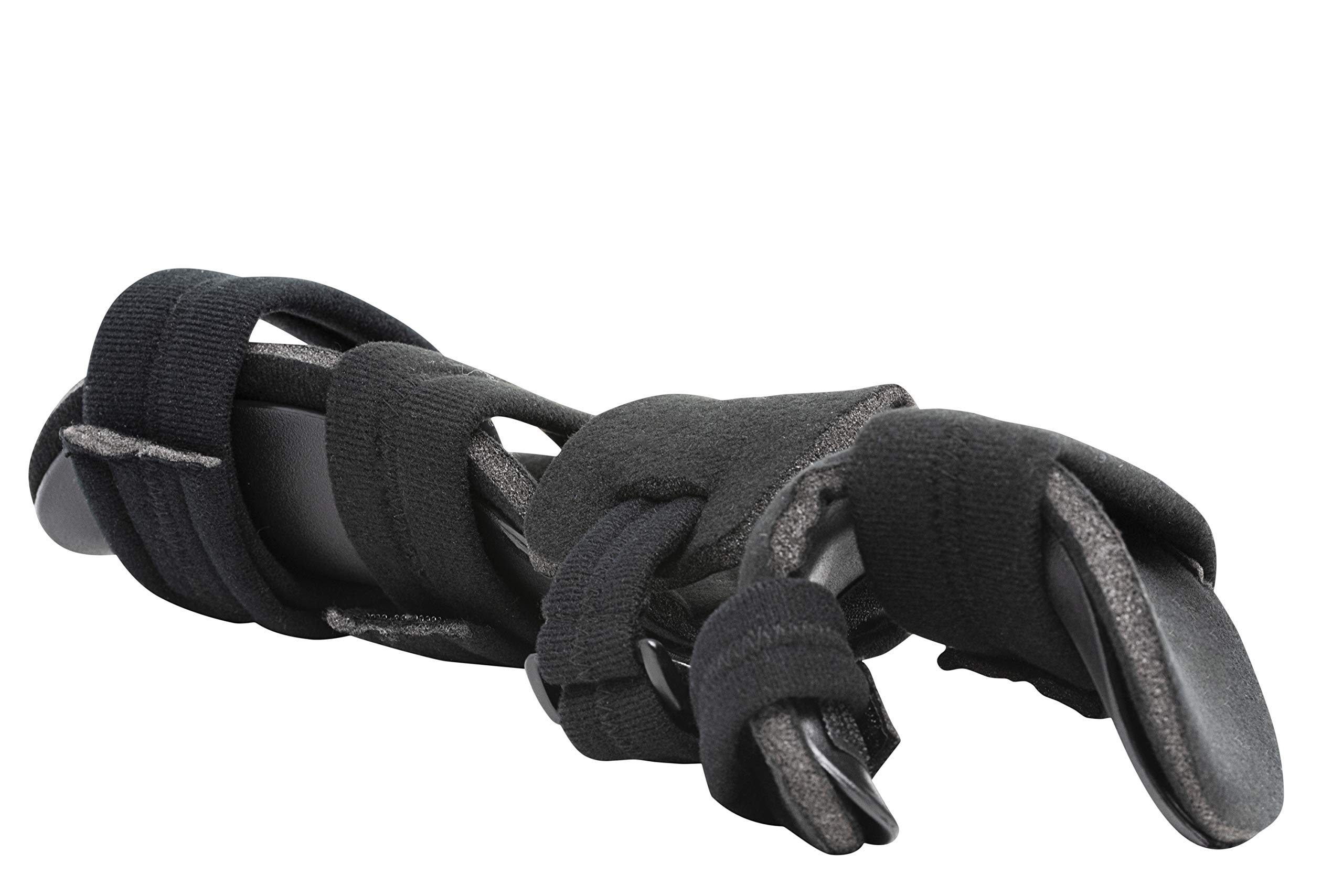 Stroke Hand Splint- Soft Resting Hand Splint for Flexion Contractures, Comfortably Stretch and Rest Hands for Long Term Ease with Functional Hand Splint, an American Heritage Industries(Left, Small) by American Heritage Industries (Image #5)