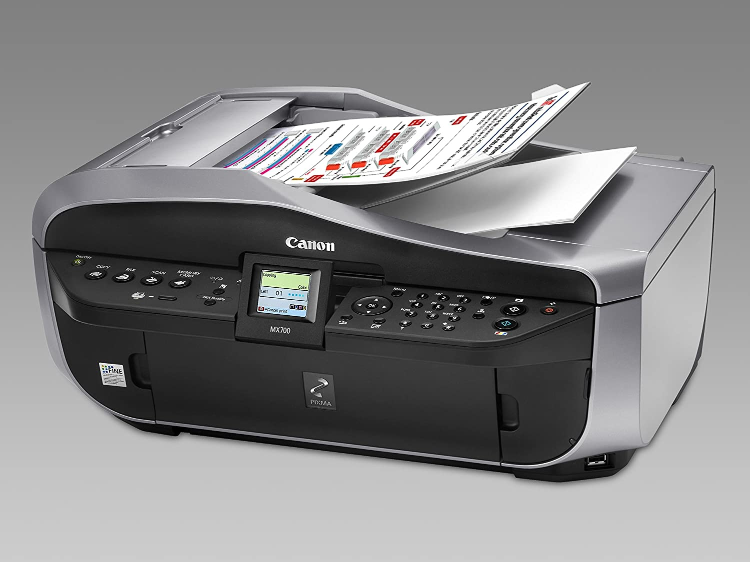 MX700 CANON PRINTER WINDOWS 10 DOWNLOAD DRIVER