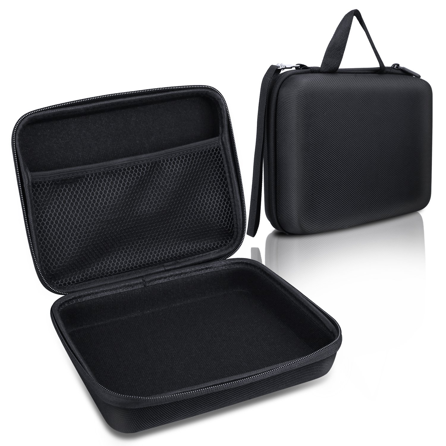 Borescope Endoscope Camera Case Bag for Depstech USB, WiFi Endoscope, also for Goodan, Shekar, Pancellent, Fantronics, Sokos, BlueFire,with pockets for accessories like USB ,Hooks,Side View Mirror AttoPro Direct EC-B-M