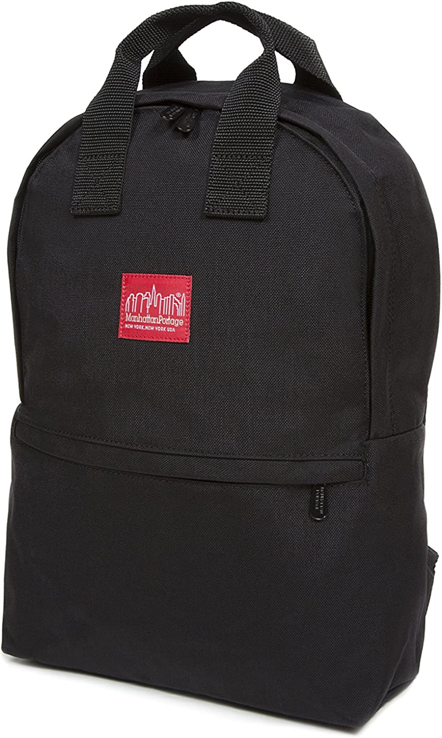 Manhattan Portage Governors Backpack, One Size, Black