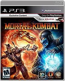 Mortal Kombat - Playstation 3: Video Games - Amazon com